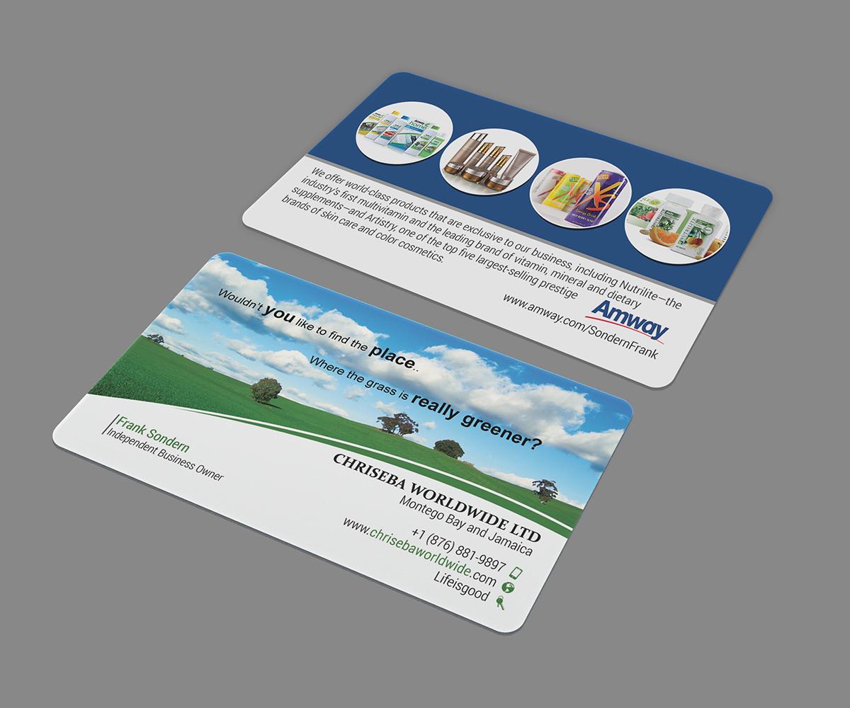 Business Business Card Design For Chriseba Worldwide Ltd By
