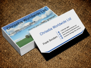 46 only business card designs business business card design business card design by creation lanka for chriseba worldwide ltd design 7230671 reheart Choice Image
