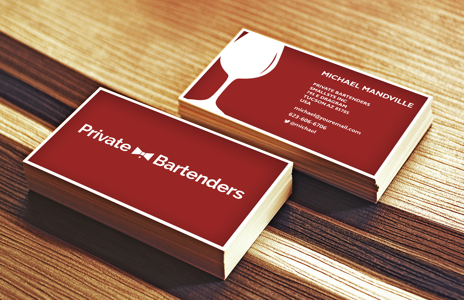Serious modern events business card design for a company by business card design by vyomputra for this project design 7214074 colourmoves
