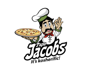 57 Playful Modern Restaurant Logo Designs for Papa Jacobs (It\'s ...