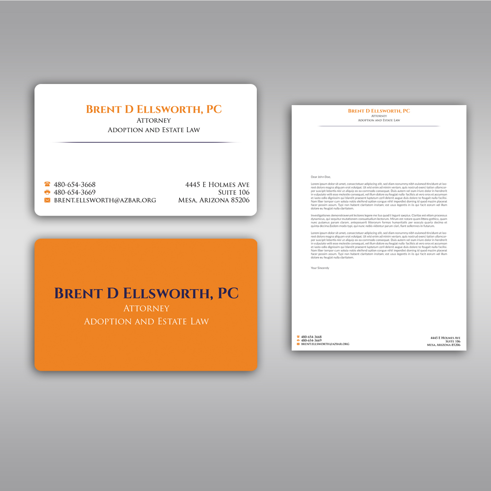 Bold modern attorney business card design for a company by bold modern attorney business card design for a company in united states design 7218859 colourmoves