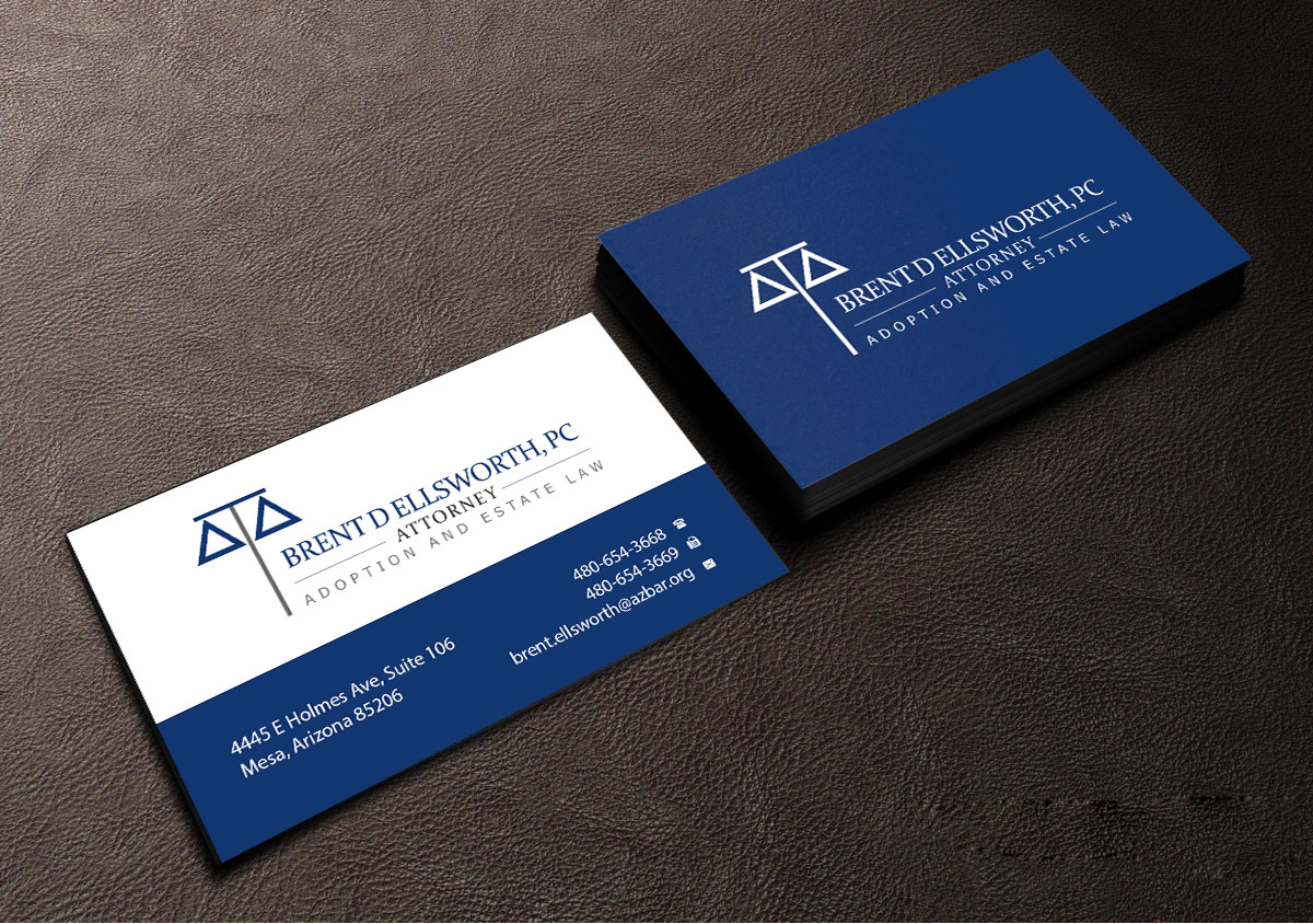 Bold modern attorney business card design for a company by bold modern attorney business card design for a company in united states design 7224187 colourmoves