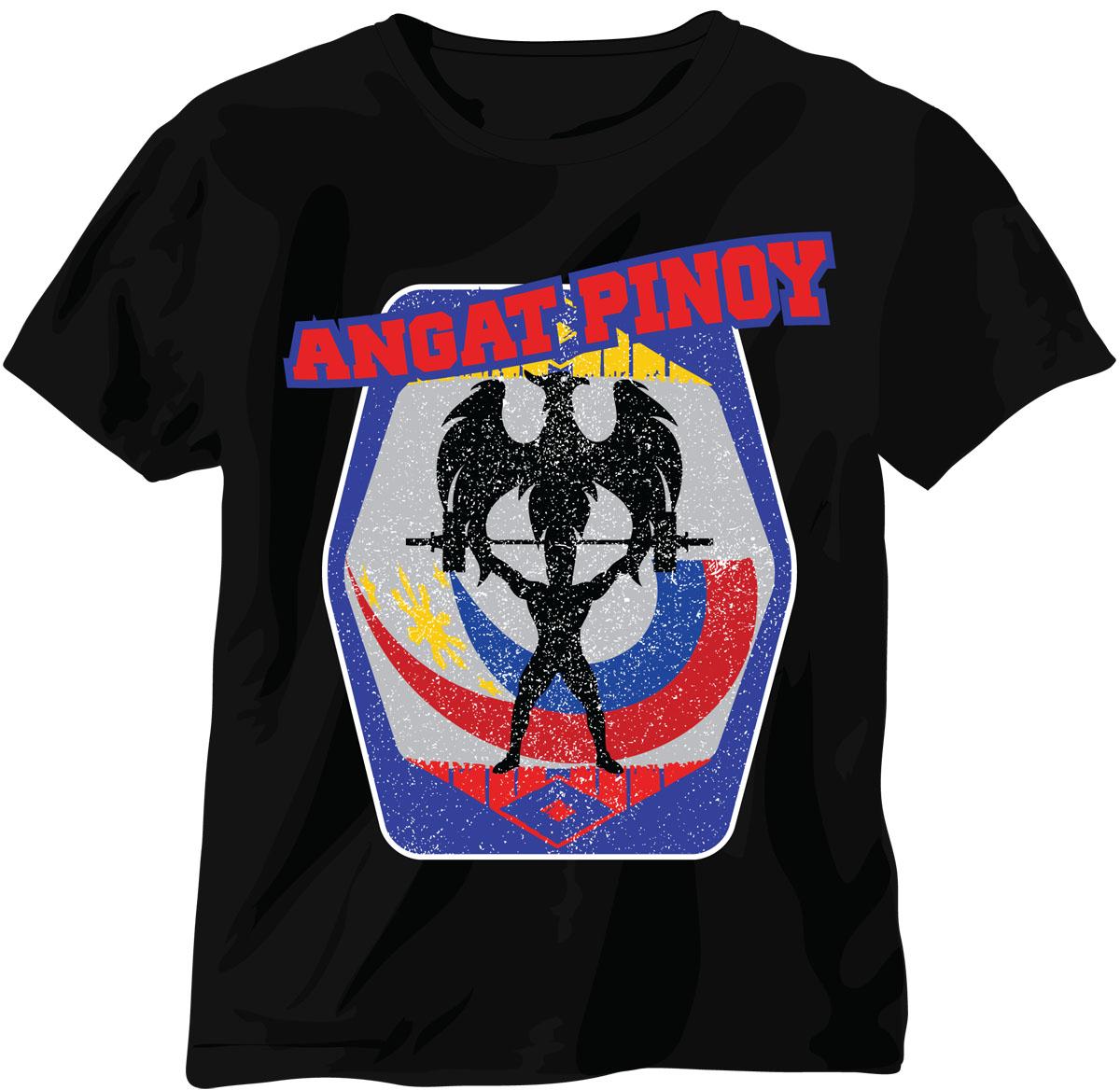 Serious Bold T Shirt Design For Syaima By Venus L