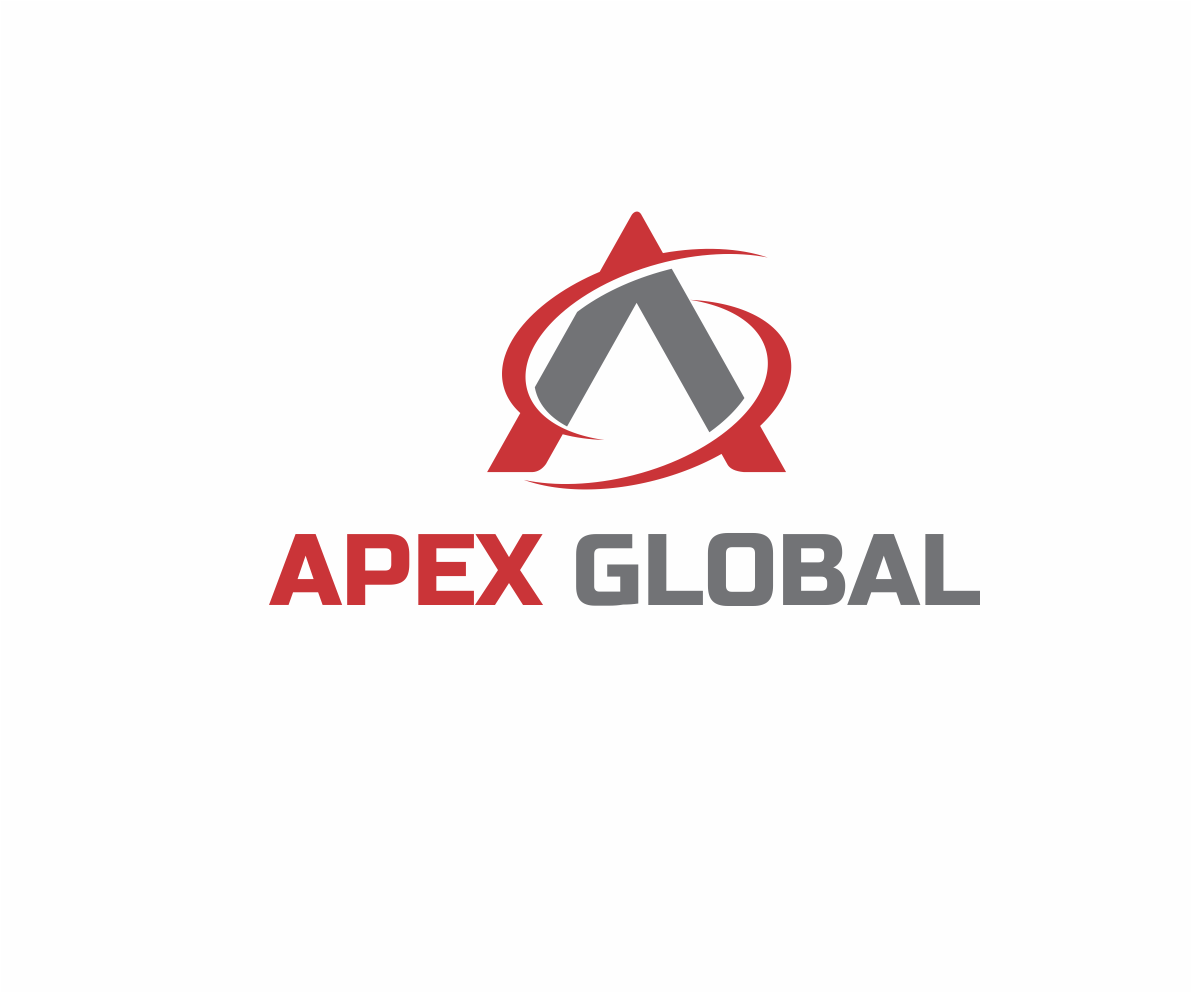 Elegant playful it company logo design for apex for International design company