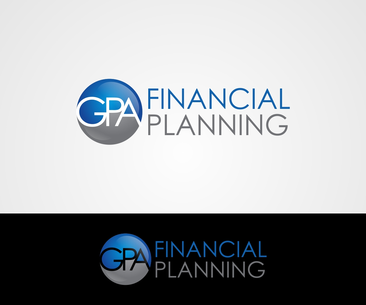 Serious, Colorful, Financial Planning Logo Design for GPA ...