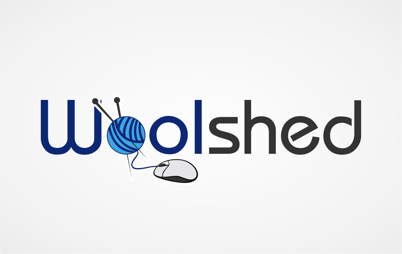 modern upmarket logo design for the woolshed by esolz technologies design 7299623