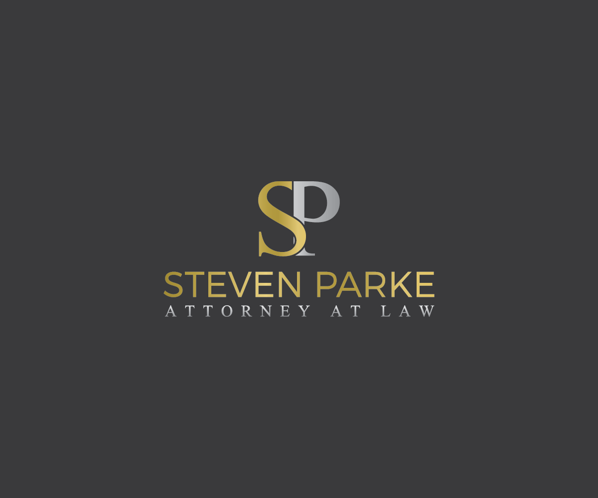 Boutique Logo Design for Steven Parke, Attorney at Law by marius.b ...