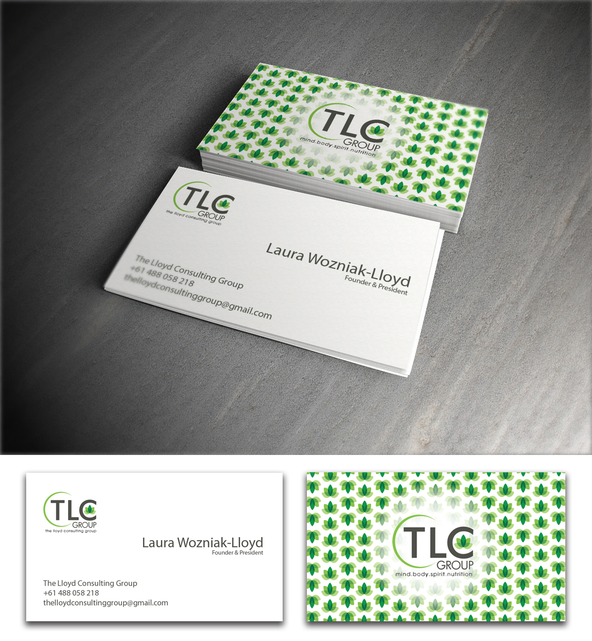 Upmarket, Modern, Cooking Business Card Design for a Company by NZ ...