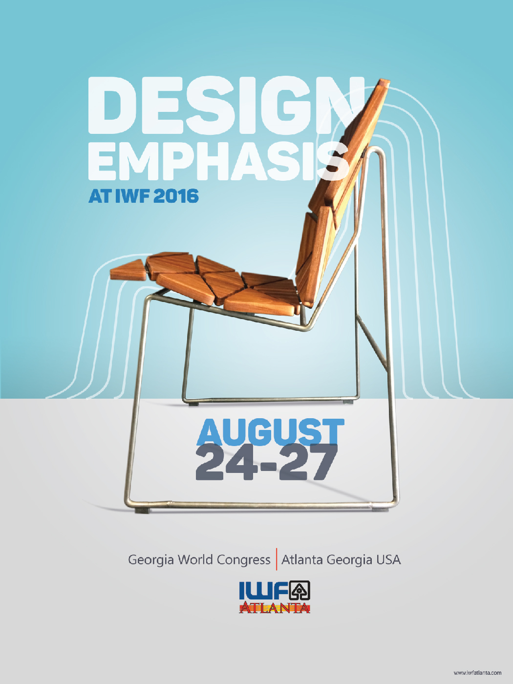 Modern, Bold, Woodworking Poster Design For A Company In United States |  Design 7365330