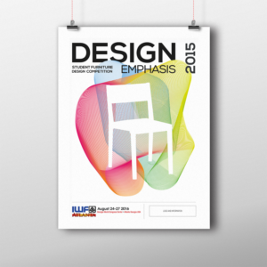Furniture Design Poster modern, bold poster design for liz hospphobos | design #7379620