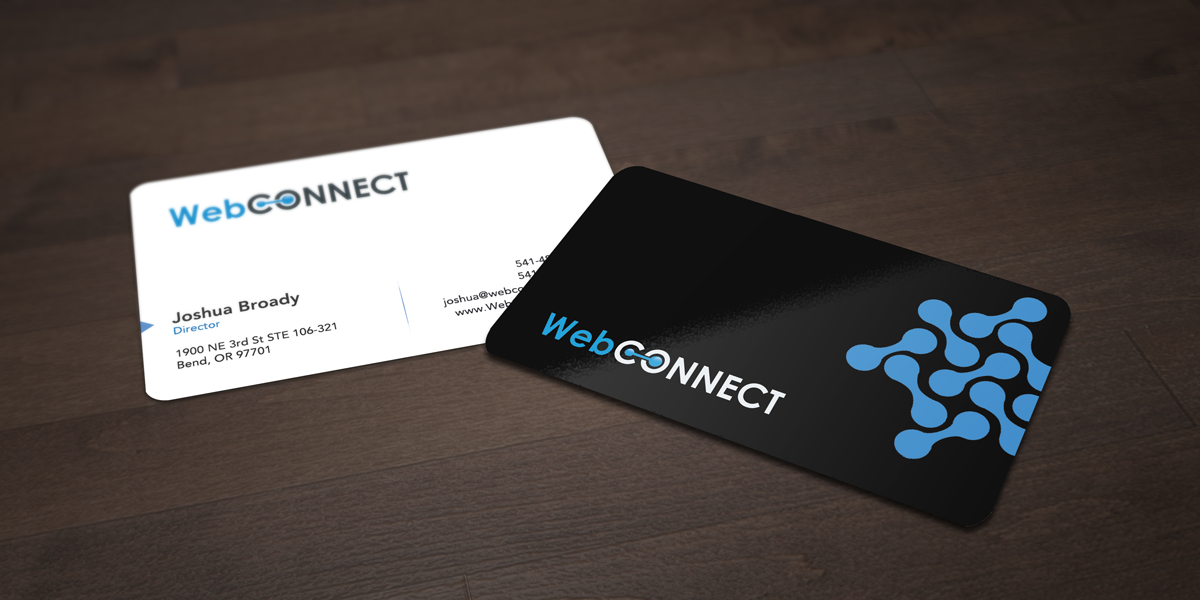 Professional modern automotive business card design for webconnect business card design by sarah mathews for webconnect design 1852313 colourmoves