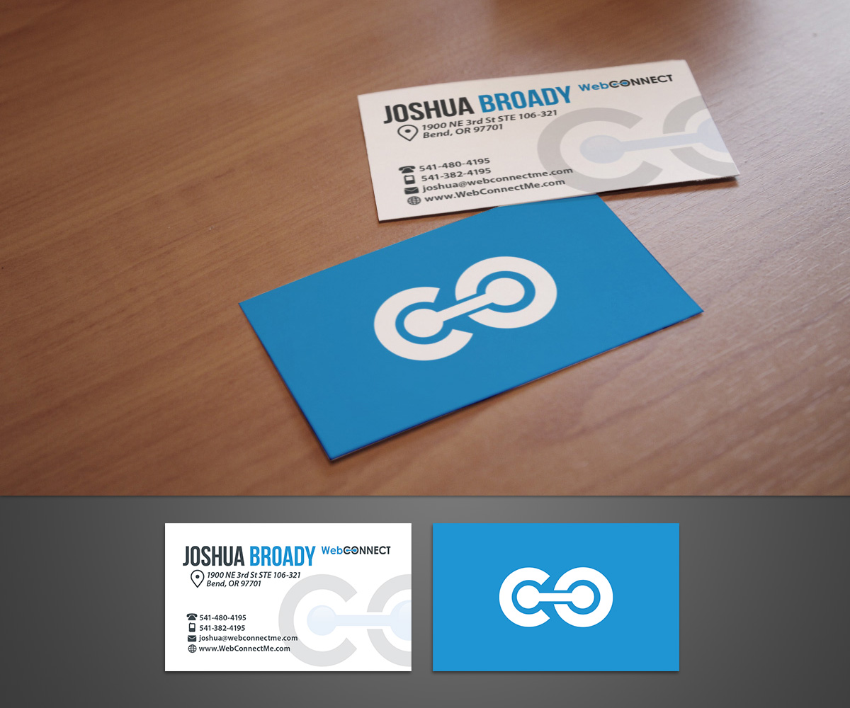Professional modern automotive business card design for webconnect business card design by sr brandon for webconnect design 1845365 reheart