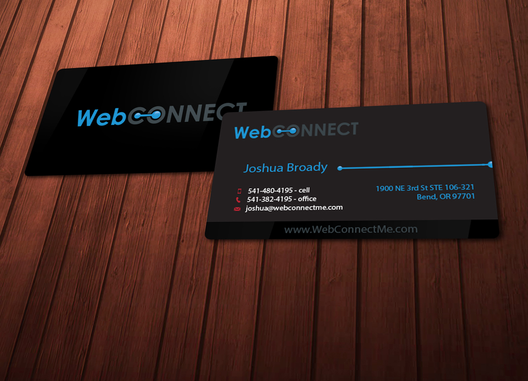 Professional Modern Automotive Business Card Design For Webconnect By Chere Design 1863780