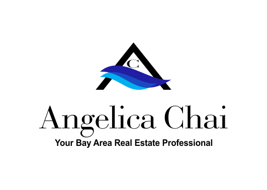 design de logo haut de gamme audacieux real estate pour angelica chai your bay area real. Black Bedroom Furniture Sets. Home Design Ideas