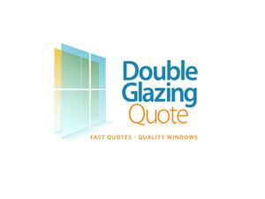 logo design job double glazing quote logo design closed