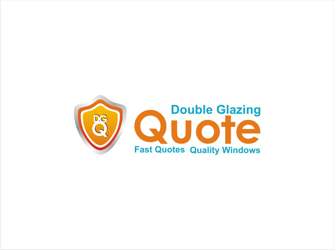 It Company Logo Design For Double Glazing Quote Fast Quotes