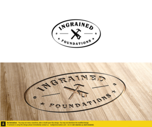 Logo Design (Design #7357628) Submitted To Handmade Wood Furniture Company    Found Logo