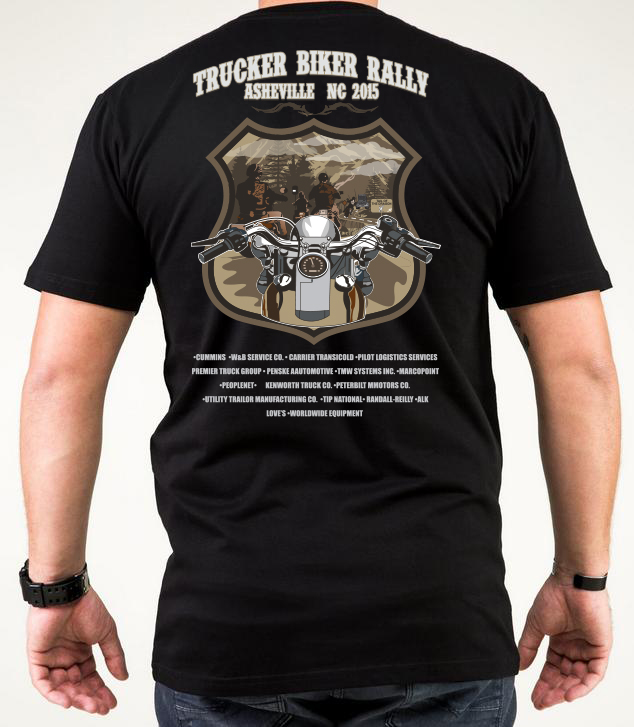 Playful masculine group t shirt design for a company by for Asheville t shirt company