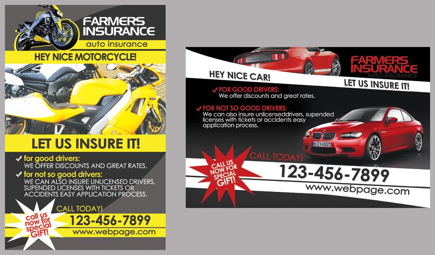 Bold, Modern Flyer Design for carlos aldana by diRtY.EMM | Design #381790