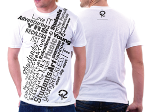 T-shirt Design job – Newspaper  – Winning design by TeQno