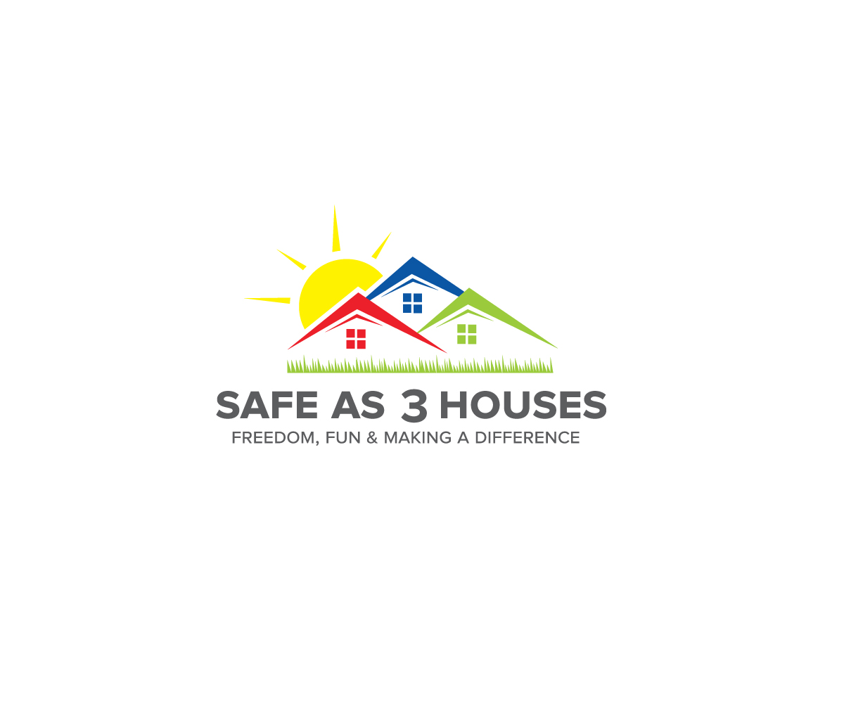 Upmarket modern investment logo design for safe as 3 for Logo creation wizard