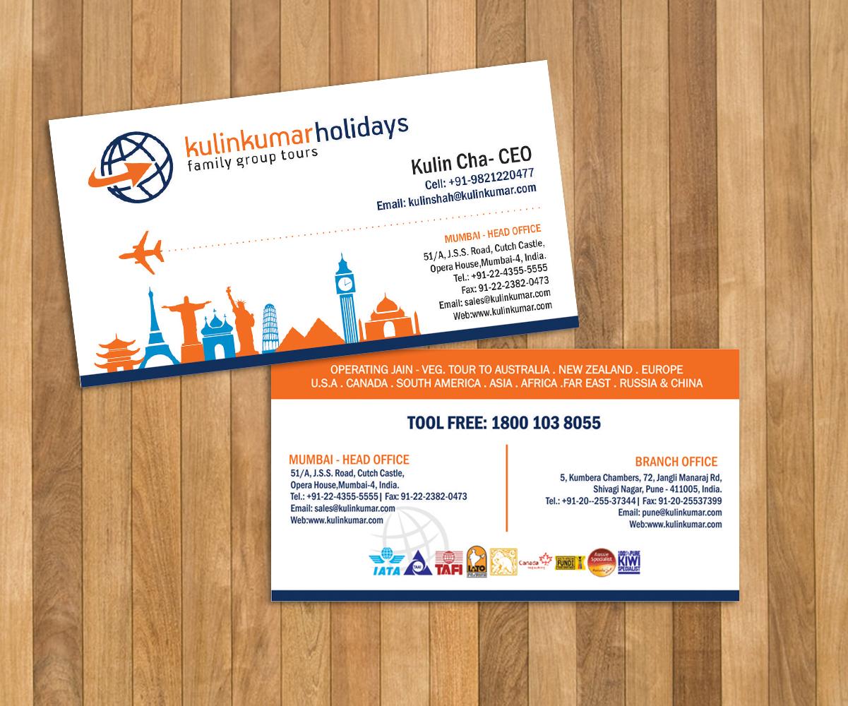 Playful, Modern Business Card Design by Lucims   Design #7453968