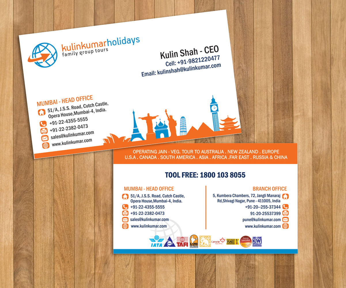 Business Card Design By Lucims For This Project 7514487