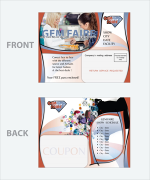 shopping flyer