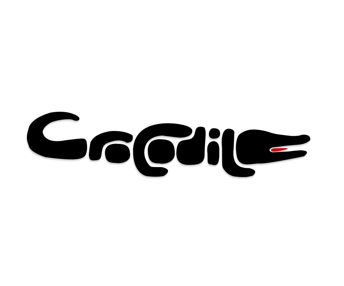 Crocodile Logo Design by Boyd