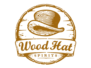200 Upmarket Elegant Printing Logo Designs for Wood Hat Spirits a ...