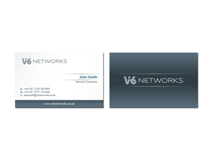Consultant Business Card Design And Name 378668