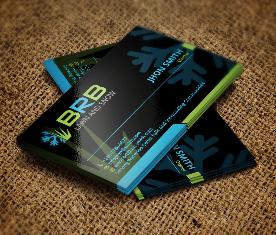 Serious, Professional Business Card Design for Nick Stueben by ...