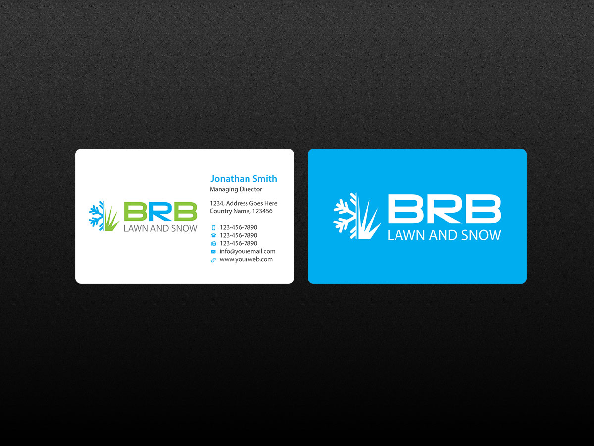 Serious, Professional, Business Business Card Design for a Company ...