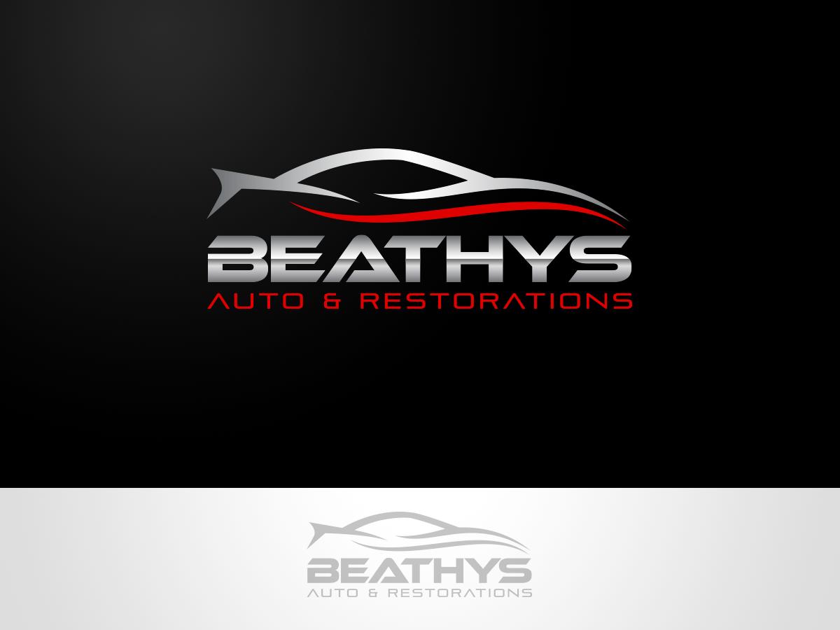31 Upmarket Logo Designs Car Repair Logo Design Project For Top