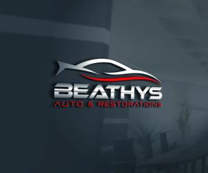 auto repair logo design