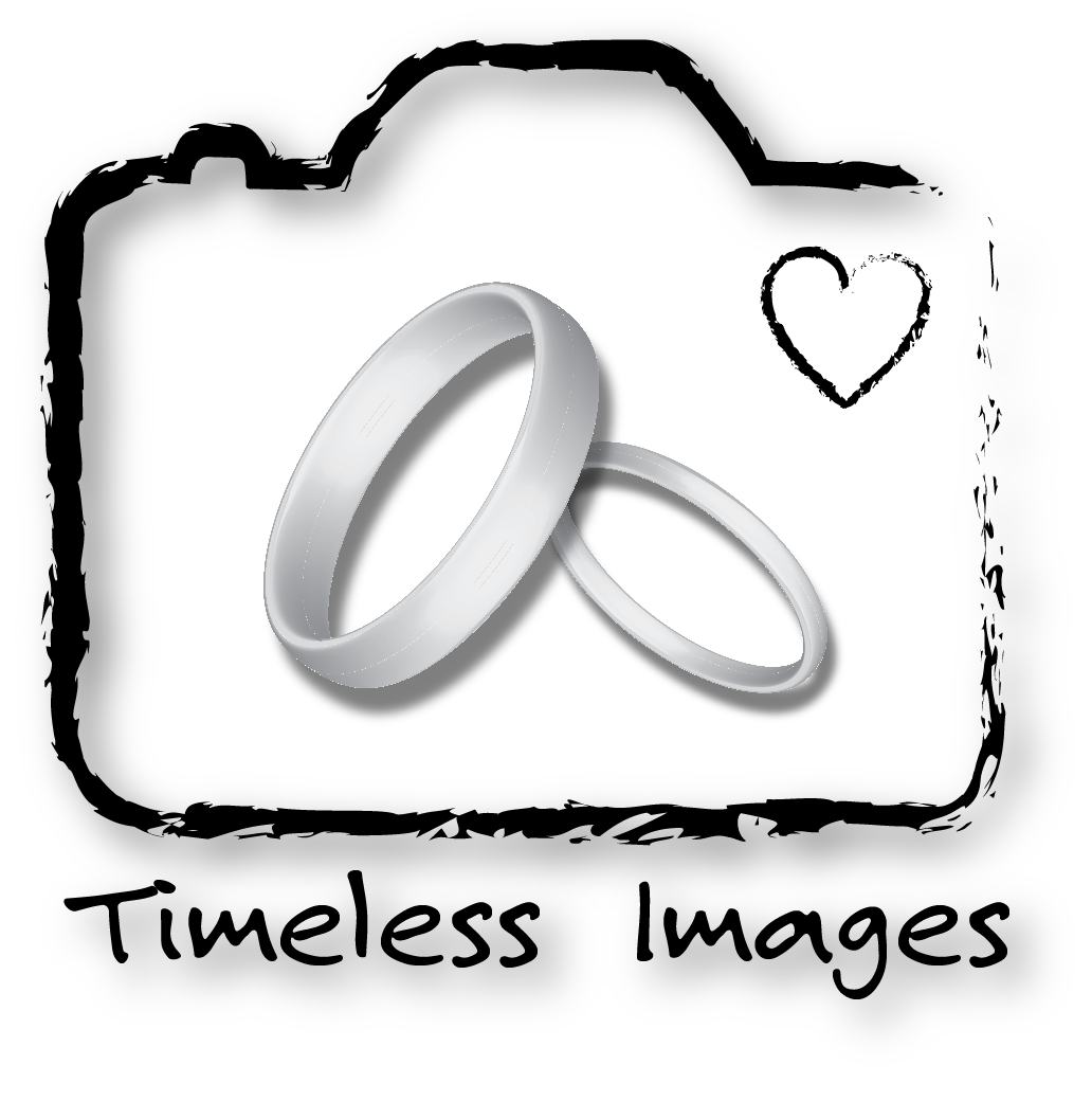 Bold Professional Wedding Photography Logo Design For Timeless