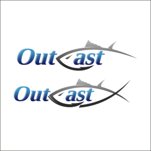 Logo Design 7426881 Submitted To Boat Name For Side Of Fishing