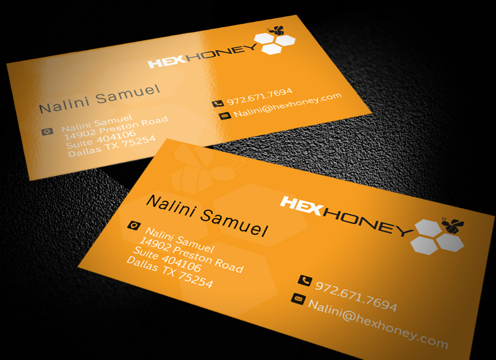 Elegant, Playful, Shop Business Card Design for a Company by DESIGN ...