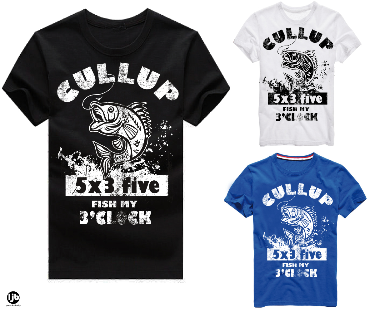 T Shirt Fishing Designs | Bold Serious T Shirt Design For A Company By Lisa Design 7401708