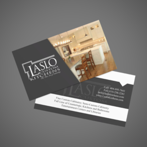 Modern, Feminine Business Card Design for Neil Laslo by see why ...