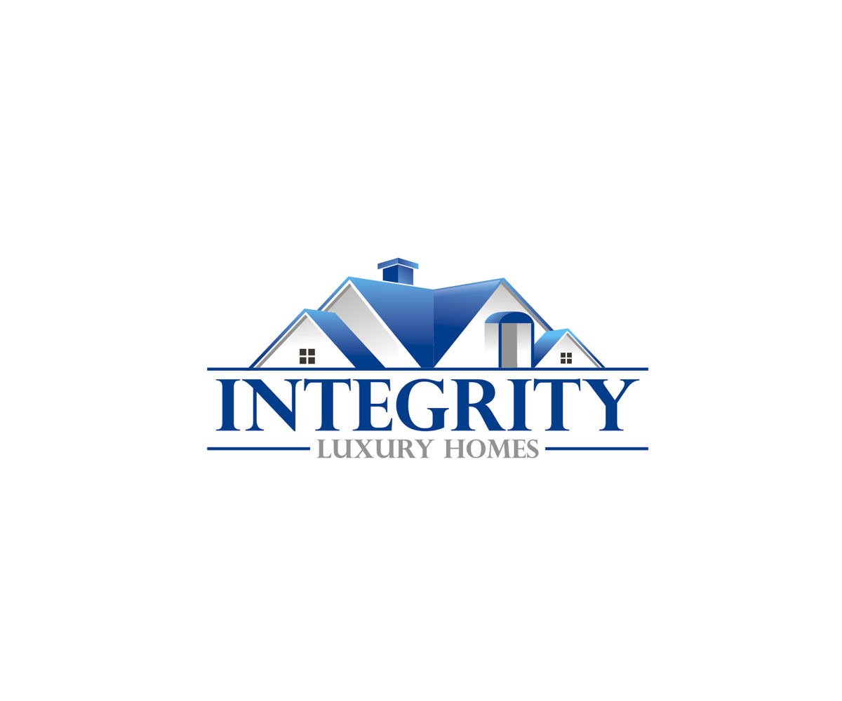 Home Builder Logo Design for Integrity Luxury Homes by ...