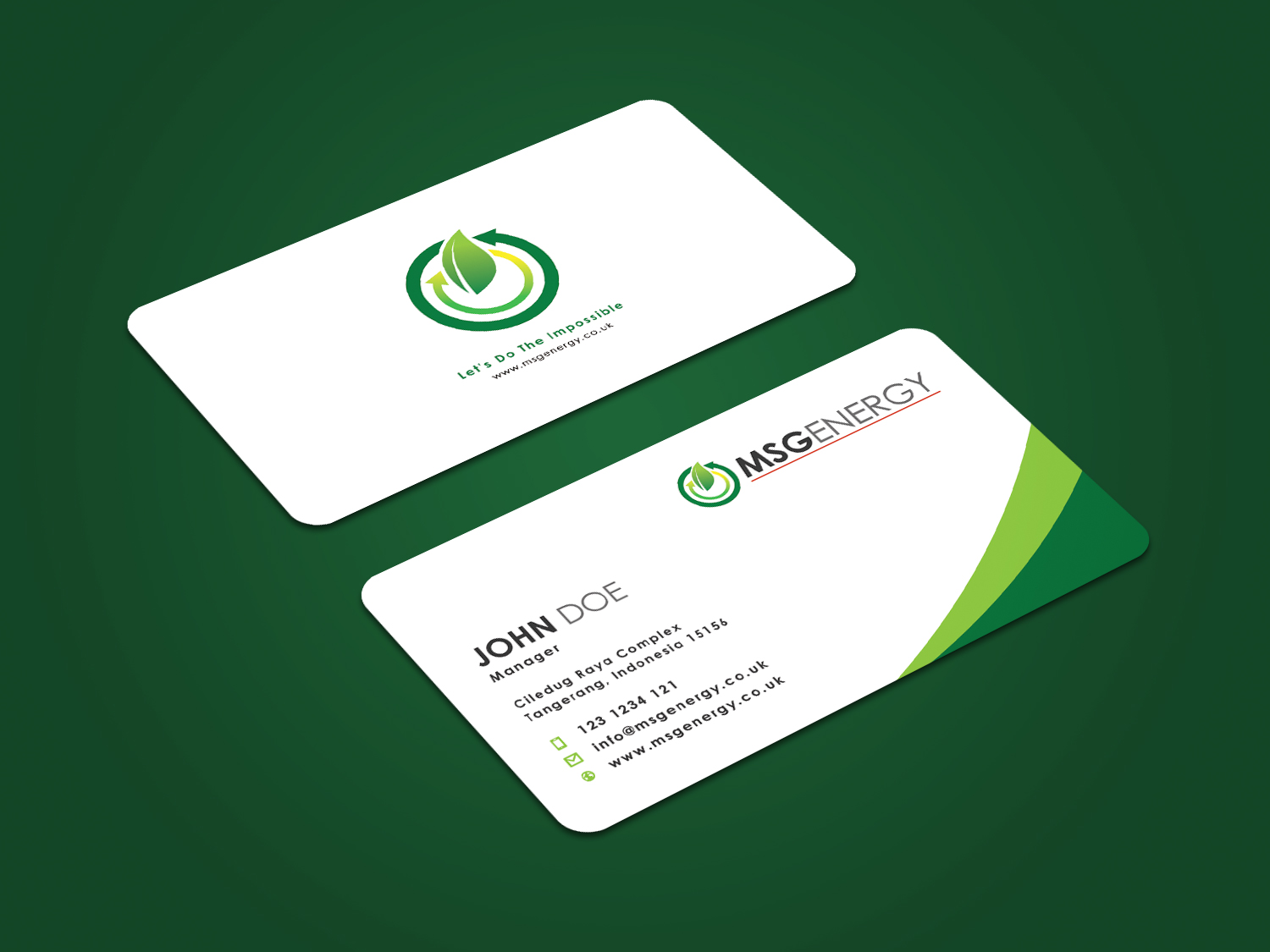 Modern upmarket solar energy business card design for a company by business card design by alvinfadoil for this project design 12127577 reheart Choice Image