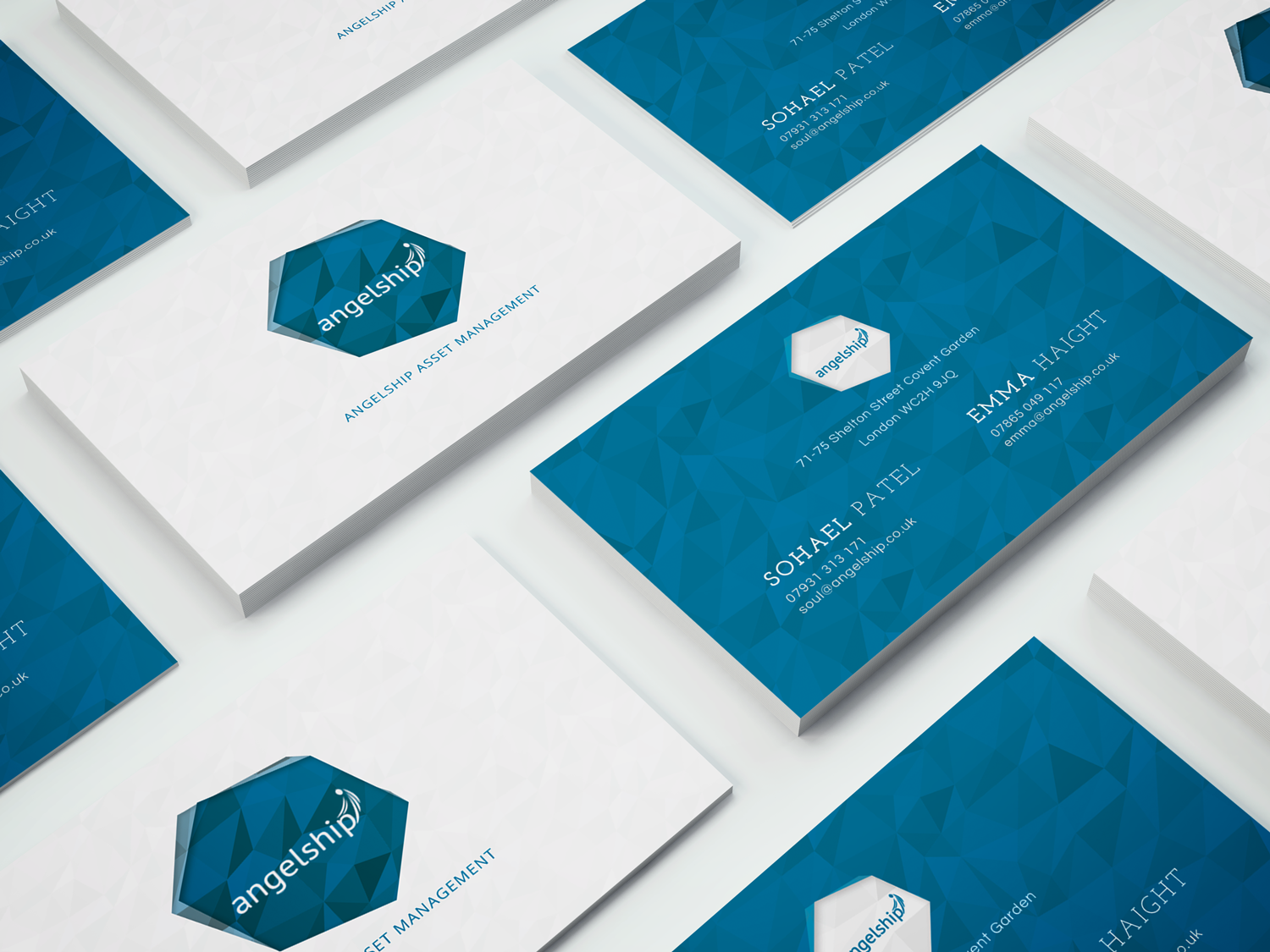 Upmarket serious real estate development business card design for business card design by kaze for this project design 7444098 reheart Image collections