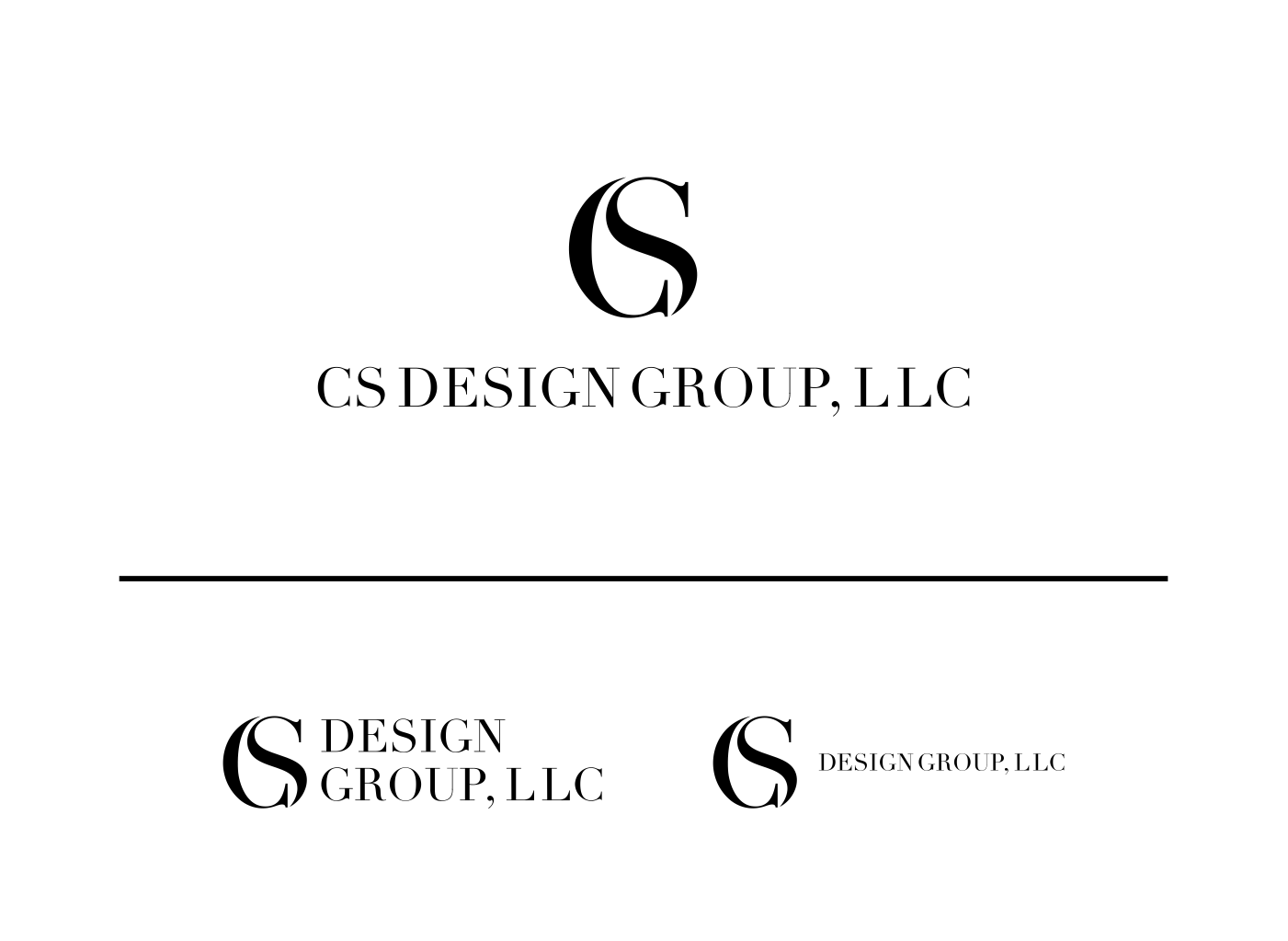 upmarket elegant consumer logo design for the letters c s as logo by wala design 7516509. Black Bedroom Furniture Sets. Home Design Ideas