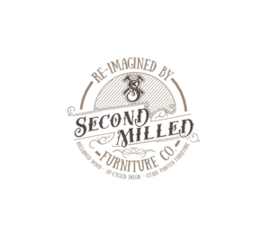 woodworking logo ideas. logo design for second milled by at-as woodworking ideas - designcrowd