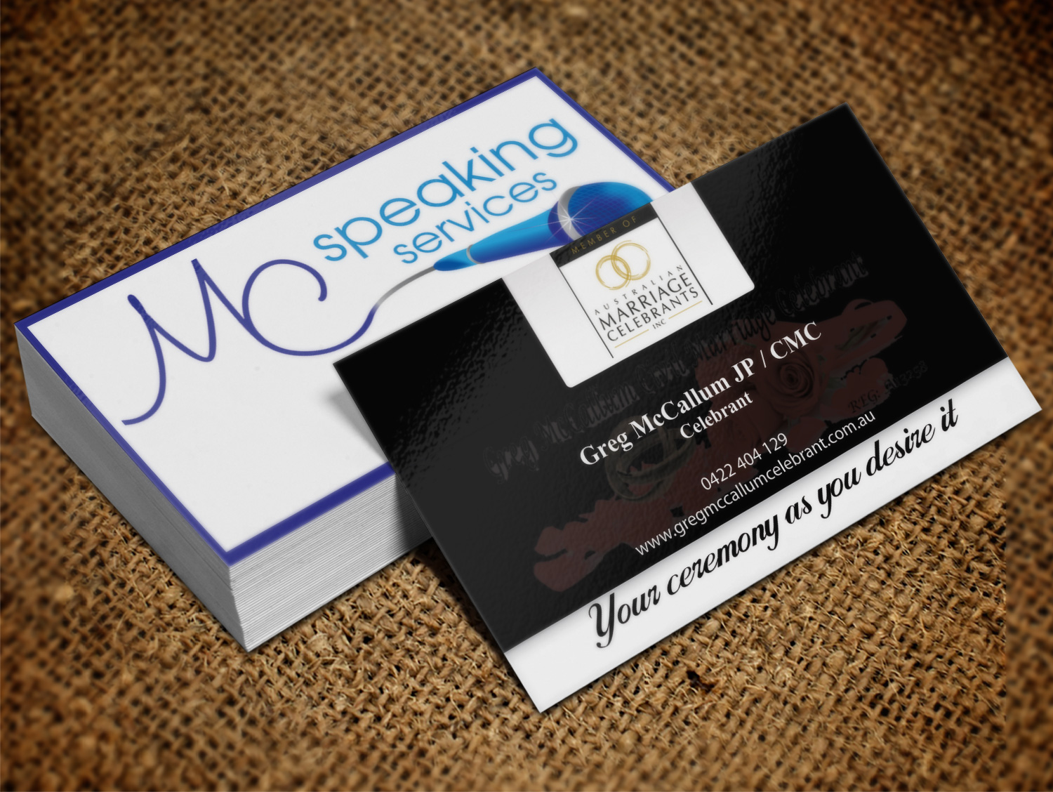 Masculine, Serious, Business Business Card Design for a Company by ...