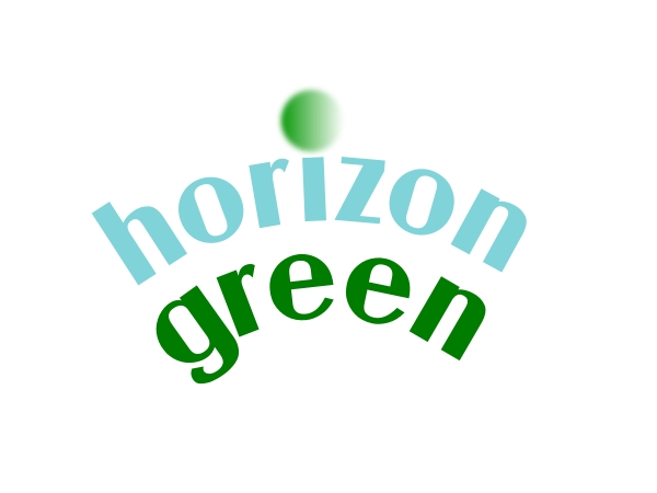 Bold, Colorful, Clothing Logo Design for Horizon Green by 2K