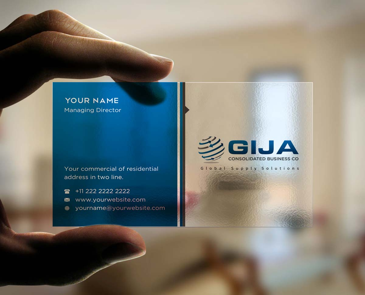 Business Cards Design For Exporters Images - Card Design And Card ...