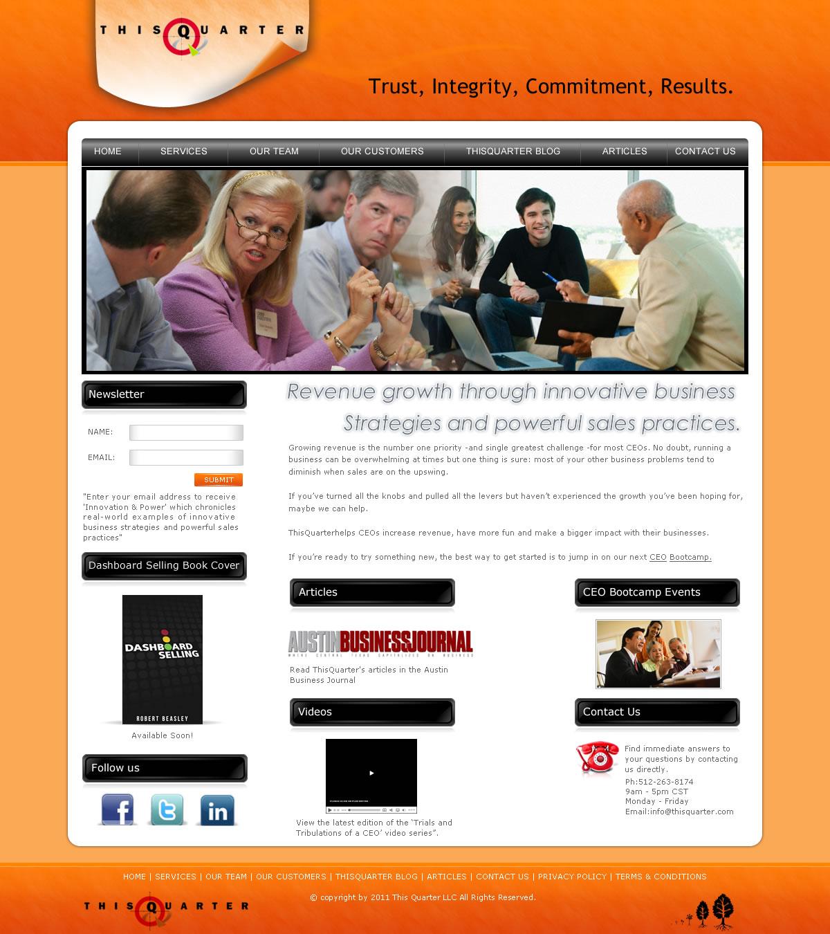 Masculine bold web design by mahe bhag design 390616 for Masculine web design