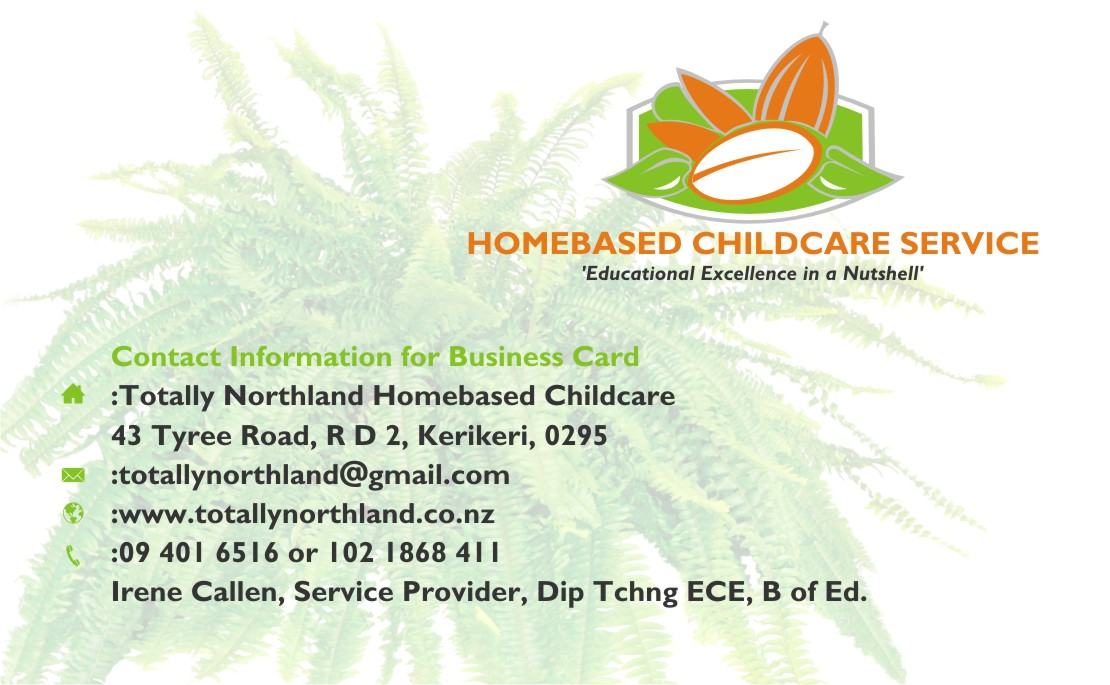 Childcare Business Card Design for a Company by falana.azeez ...